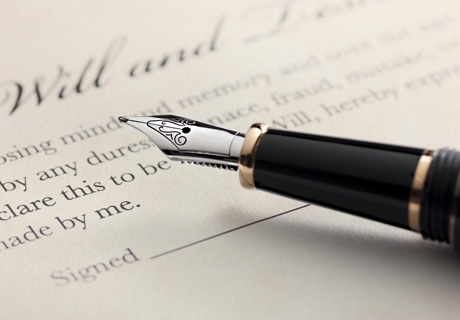 Estate Planning, Wills & Probate