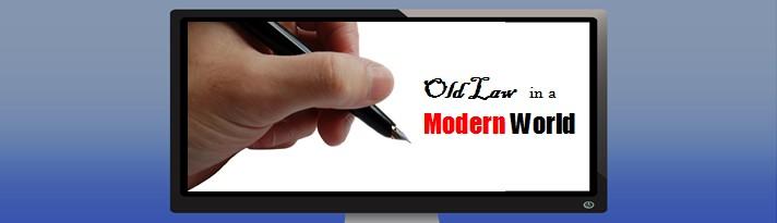 oldlawmodernworld