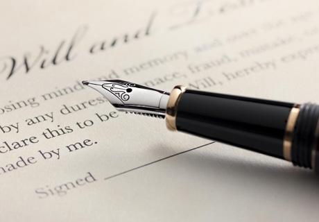 Estate Planning, Wills & Probate